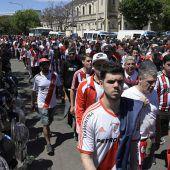 Libertadores-Finale verschoben