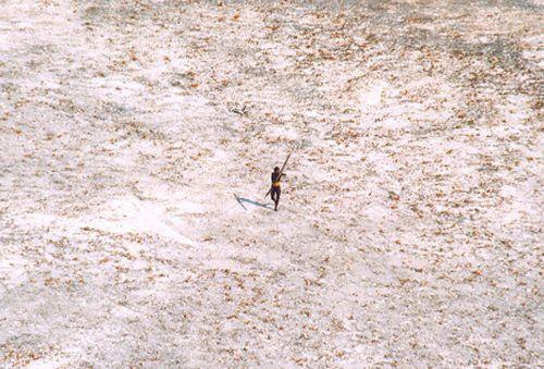 Auf den Andamanen leben mehrere Stämme ohne Kontakt zur Zivilisation. Reuters