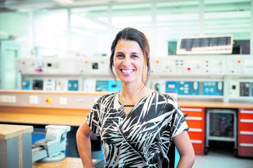 Bernadette Hammerer ist die Ausbildungsleiterin für die Lehrlinge.VKW
