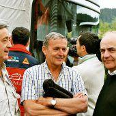 Große Geburtstagsparty für Ex-Formel-1-Caterer