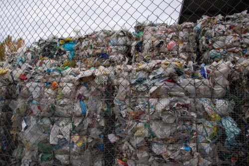 Was bei Loacker (ehem. Häusle) in Lustenau landet und sauber getrennt ist, wird noch einmal verwendet. VN/Lerch
