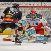 Der Dornbirner EC bezog gegen Meister HCB Südtirol eine 1:4-Niederlage. C1