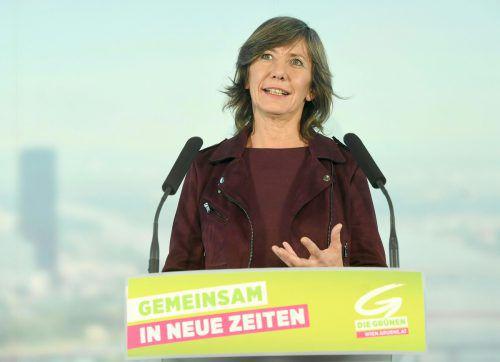 Birgit Hebein wird in Wien die Nachfolge von Maria Vassilakou antreten. APA