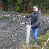 Stallehr sichert die Wasserversorgung