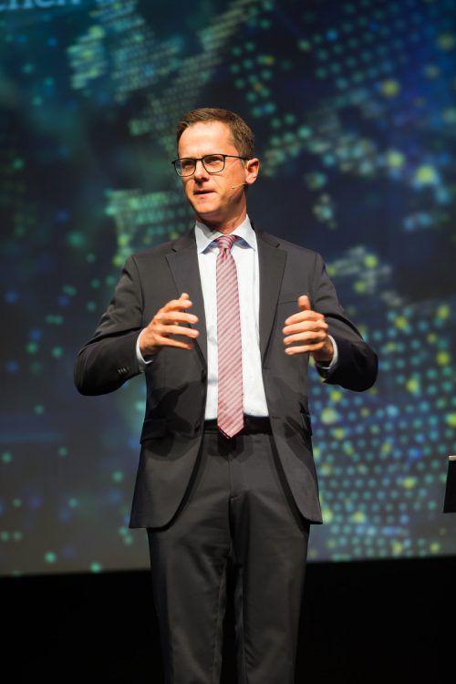 Carsten Linnemann will nicht darauf wetten, dass die große Koalition in Deutschland bis 2021 hält.