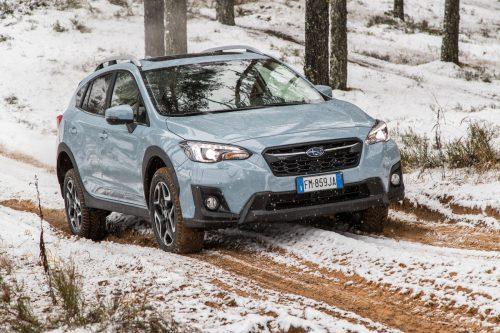 Das Antriebsangebot für den XV hat Subaru auf den 1,6-Liter-Benziner mit 114 PS reduziert - ausreichend 4x4-Leistung für alle Straßenzustandslagen.