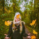 Endspurt im goldenen Herbst