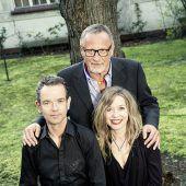 Das Konstantin Wecker Trio ist heute live in Vaduz