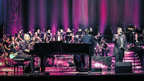 """Das Konzert """"Stille Nacht?"""" von Pecoraro & Pecoraro am Samstag, 22. Dezember 2018, im Festspielhaus ist die perfekte Einstimmung auf Heiligabend.rene langer"""