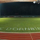 Stadion Birkenwiese erhieltdas Zweitliga-Siegel
