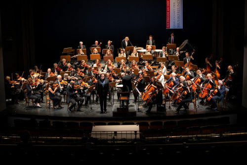 Das vom Publikum sehr geschätzte Orchester der Musikfreunde Bregenz tritt zwei Mal im Jahr mit einer Konzertproduktion auf. Sams