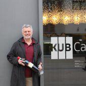 Dem KUB-Café in Bregenz steht das erneute Aus ins Haus