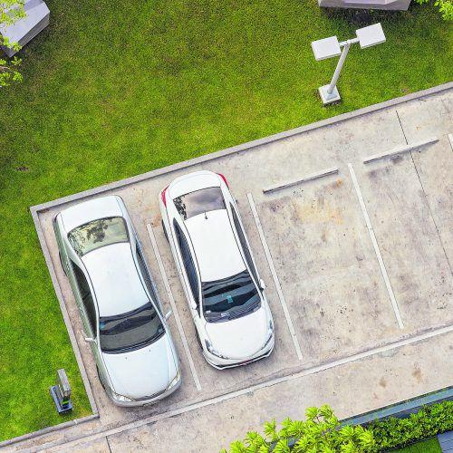 Dauerparker sind auf Besucherparkplätzen nicht gern gesehen.foto: shutterstock