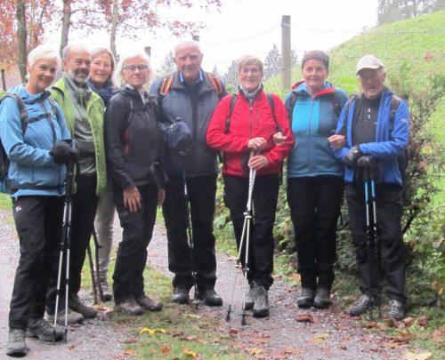 Den Ur-Flusslauf der Ill erkundete der Freundeskreis Radteam perpedales. radteam