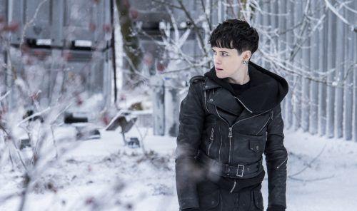 """Der fünfte Film zu Stieg Larssons """"Millennium""""-Bestsellern will der Thrillerreihe neue Impulse geben. Sony"""