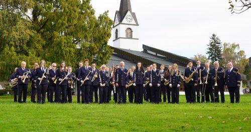 Der Musikverein Fußach hat keine Nachwuchssorgen. MVF