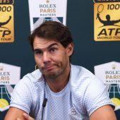 Nadal verzichtetauf ATP-Finals