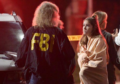 Der Täter hat mindestens 30 Schüsse abgegeben. In der Bar brach Panik aus. AP
