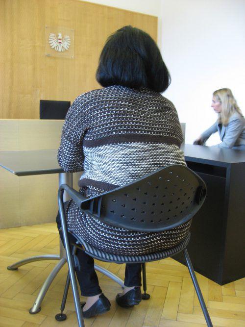 Die Angeklagte verdiente in Liechtenstein pro Monat 5500 Franken.Ec