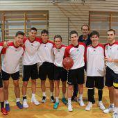 Schul-Basketballer im Bundesfinale