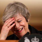 May will Brexit-Deal durchziehen