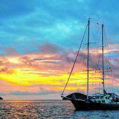 Verzauberte Inseln1535 entdeckt