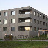 Gemeinnütziger Wohnraum in Weiler