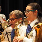 Musikalische Reise um die Welt mit der Altacher Harmonie