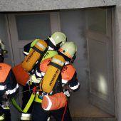 PS-Verstärkung für Feuerwehr