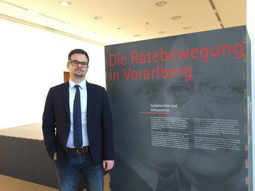 Die Jubiläumsausstellung wird heute, Samstag, im Bregenzer Landhaus eröffnet.VN/Haller