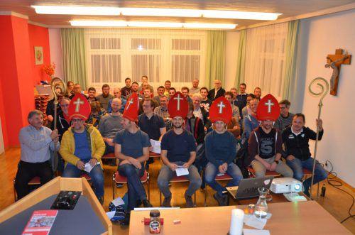 Die Katholische Jugend und Jungschar will die Ausbildung von Qualitäts-Nikoläusen vorantreiben. In dieser Woche fand eine Schulung in Dornbirn statt. VN/ger