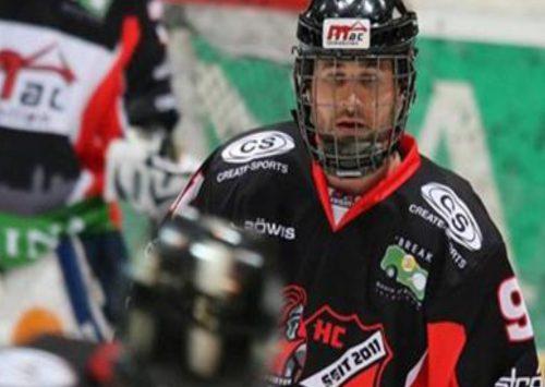 Die Knights bleiben in dieser Saison noch ungeschlagen und liegen damit an der Tabellenspitze der VEHL2.Michael Mäser