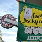 8.145.060 Tippvarianten führen zum Sechsfach-Jackpot