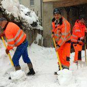 Sicher durch den Winter auf Bregenzer Straßen