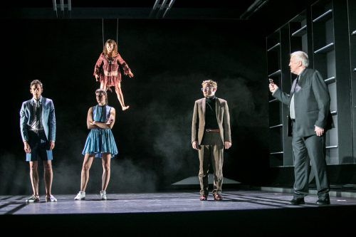 """Die neue Spielzeit am Landestheater wurde mit """"Der große Gatsby"""" gestartet. Die Subvention für das Unternehmen wird im Jahr 2019 leicht erhöht. Sams"""
