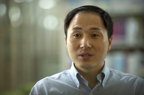 Die Regierung hat He Jiankui weitere Forschungsaktivitäten untersagt. AP
