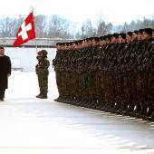Die hohen Spesen der Schweizer Armee