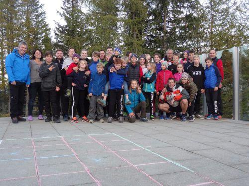 Die Skinachwuchs des WSV Nofels startete mit einem Ausflug und ersten Trainingseinheiten in die neue Saison. Verein