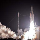 Die E-Rakete – das Ionentriebwerk