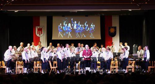 Ein Verein wird 100 Jahre – die Sonnenberger Musikanten freuen sich auf ein besonderes Jubiläumsjahr.concin