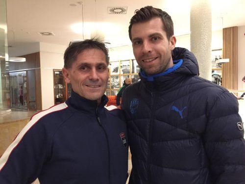 Die VN trafen Andreas Ivanschitz zuletzt im Jänner 2017 im Teamhotel von Altach.vn