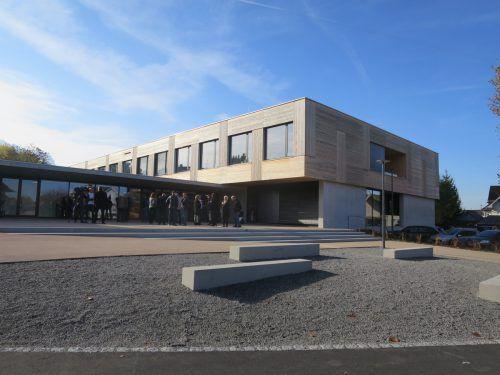 Die Volksschule Edlach in Dornbirn hat eine hohe KGA-Punktezahl erreicht. HA