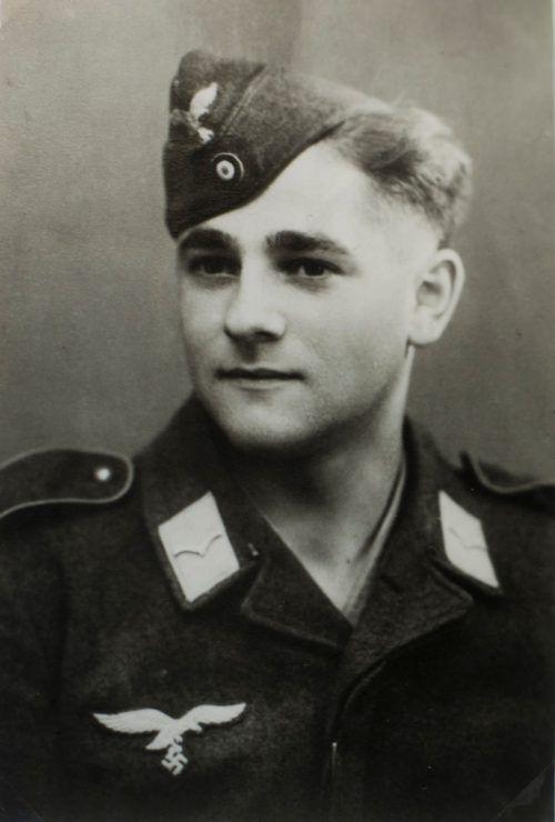 Edmund, der jüngste Sohn der Riedmanns. Der Krieg raubte ihnen drei Söhne und eine Tochter. VN/Paulitsch