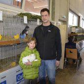 Kaninchen, Hühner und Co. bei Landesschau
