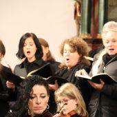 Mozarts Seelenmesse in Bildstein