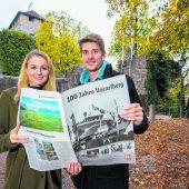100 Jahre Vorarlberg