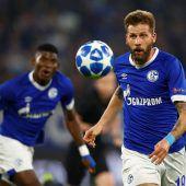 Schalke bleibt in der Königsklasse ungeschlagen, Dortmund verlor. C1