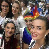 Missen starten Probenmarathon mit bunter Parade