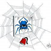 Spinnereien im Netz!