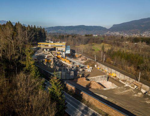 In Nenzing wird derzeit eine Betriebserweiterung diskutiert, bei der auch die Agrargemeinschaft Grundstücke verkauft. VN/Paulitsch